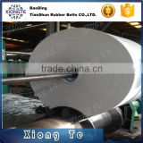 Oil Resistant White Nontoxic Rubber Conveyor Belt For Food Processing Industry