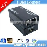 USB HDMI Extender 60m over Cat5e/6 1080P