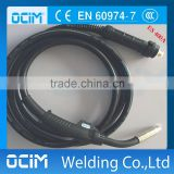 High Quality ES Style Mig Welding Gun 400A Torch Stinger Parts Welder with CE certificate