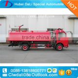 Dongfeng mini foam 3000 L fire fighting truck 4*2 manujfacture