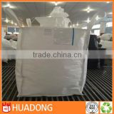 Cheap 100% New Virgin Factory Sell Exported Israel PP Big Bulk Suprer Jumbo Bag FIBC For Sand Bitumen 1 Ton Made In China