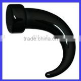 Black Body Jewelry,UV Ear Expander