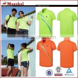 New model fashion badminton sportswear wholesale t shirts                                                                                         Most Popular