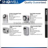 Honest Supplier SINOWELL Hydroponics Power Outlet Timer