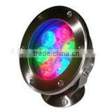 6W attractive colorful led fountain light