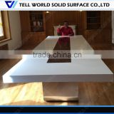 TW supply high quality acrylic solid surface meeting room table,conference table specifications