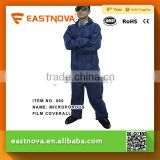EASTNOVA Waterproof Colorful Chemical Protective Coverall
