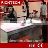 Bar and night club decoration Richtech interactive smart bar table to BOOST your business