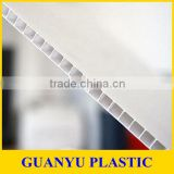 100% virgin polypropylene Coroplast Sheet for Advertising Printing, Sign Board , Packing Box