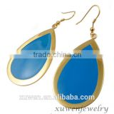enamel 316l stainless steel fashion gold plated earring                                                                         Quality Choice                                                                     Supplier's Choice