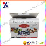Hot sale Custom Design Paper Boxes/ Corrugated Board Paper Packing Boxes/Learning Games Corrugated Board Paper Packing Box
