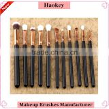 Kabuki private label set custom logo makeup brushes face cleaning brush                                                                         Quality Choice