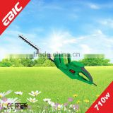 710W portable garden extension hedge trimmer