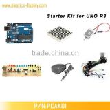 Promotion! UNO R3 Compatible Starter Kit (UNO R3 can be sold alone. Kits can be customized for you!)