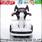 Plastic Material Ride On Toy Car Type Baby toy car with MP3 function remote control