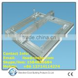 suspended ceiling channel, galvanized metal furring profiles