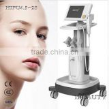 High Intensity Focused Ultrasound Ultrasound Hifu/best Seller Portable Machine New Facial Care HiFu Face Lifting Eye Lines Removal