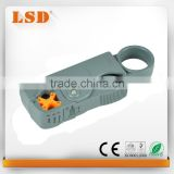 Gray Wire Coaxial RG Audio Cable Stripper Cutter RG6 RG58