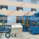 paving bricks and block making machine mould price