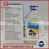 GMP veterinary medicine Antipyretic and analgesic drug 50% Dipyrone injection