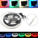 USB LED Strip Light TV Background Lighting / USB decor light