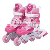 Ourdoor Exercise Use Inline Skate Wheel Shoes, Ice Skates For Kids