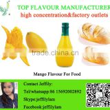 High concentration mango flavor for beverage for biscuit