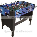 wholesale colorful printing small size kid's football kicker table/mini foosball soccer game table