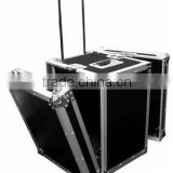 FLIGHT READY ROAD CASES 8UEDHW 8U DELUXE EFFECTS