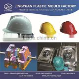 High quality construction plant plastic Safety helmet mold / Work site Injection plastic Safety helmet mould manufacturer