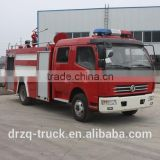 Truck with fire Extinguishing Equipment, fire truck, fire fighting truck