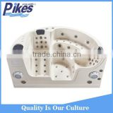 Acrylic material swimming pool equipment swim spa massage water air jets for pool massage