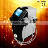 Breast Lifting Up 2013 Tattoo Equipment Beauty Products E-light+IPL+RF For Ultrasonic Spatula 2.6MHZ