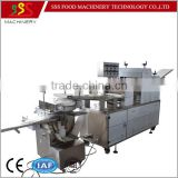 SGS Audited Factory Auto Bread Production Line Bread maker Toast making machine