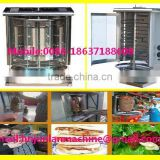 stainless steel electric mini kebab machine/doner kebab machine