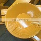 plastic gold panning kit, gold sluice pan for sale