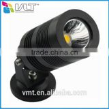 VLT BLACK CE RGB type 12w ip65 multi-color led landscape light