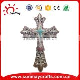 Decorative cross plaques