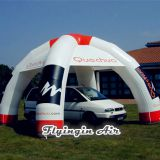 Custom Advertising Inflatable Spider Tent for Car
