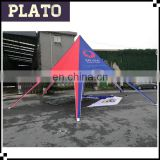 Small trade show display canopy tent used outdoor sun shde marquee tent with factory price