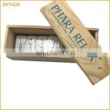 Good Quality Professional Dominoes in Wooden Case