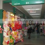 plush toy part of first section Yiwu Market
