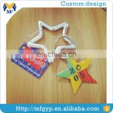2016 hot sale unusual commercial metal key ring