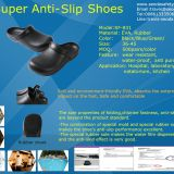 EVA shoes rubber sheet outsole anti slip safety shoes