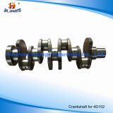 Truck Parts Crankshaft for Komatsu 4D102 S4d102/4D105/4D130/4D120/4D95L/S4d95/4D94e