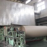 Model 2400 40-55t /D wall kraft paper machine, cardboard paper machine, corrugated paper machine