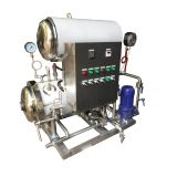 Special sterilization pot for meat products