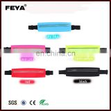 Colorful Outdoor Sports Running Waist Pack Runner Belt Sport Waist Bag Fashion light weight