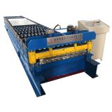 Full Auto Trapezoidal Roof Roll Forming Machine/roof sheet making machine