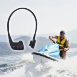 New Technology Aquatic Sports Training Waterproof IPX 8 Wireless USB Portable Long Range 1km Bone Conduction Headphone